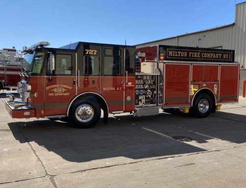 "JTFD1 ""New"" Engine 727 is out for delivery!"
