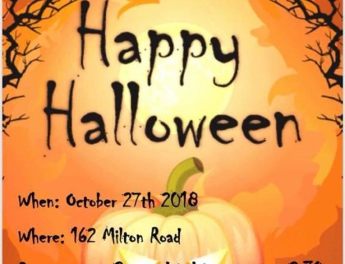JTFD1 Annual Kids Halloween Party This Weekend!!