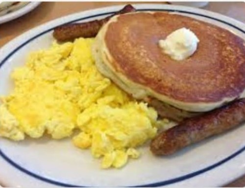 Pancake Breakfast Event April 14th